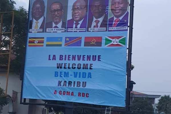 Le fiasco du mini-sommet de la sous-région à Goma : Chronique d'une diplomatie de zéro pointé.(CHRONIQUE)