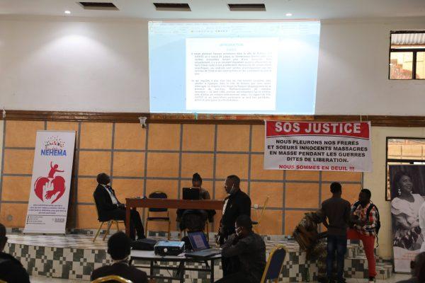BUKAVU : La ville compte plus d'une trentaine de fosses communes datées de 1996 et 2014.(enquêtes SOS Justice)