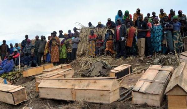 10 ans du rapport mapping : Le 600 victimes de l'ituri réclament justice.