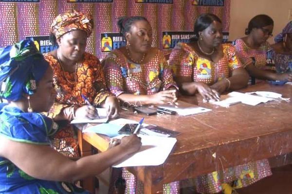 SUD-KIVU: Le mouvement »Rien sans les femme» exige l'applicabilité de l'article 14 de la constitution à la sortie du gouvernement de l'union sacrée.