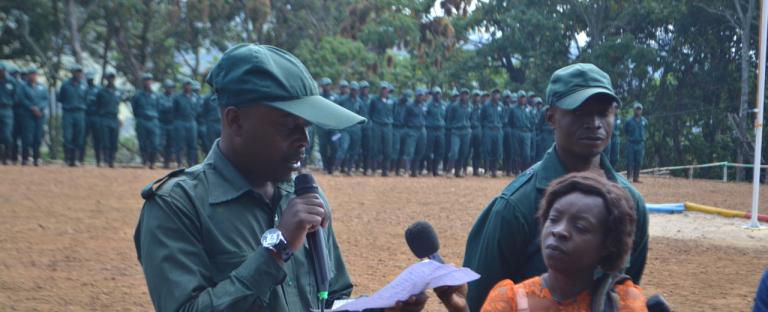 Sud-kivu : 25 % de la prime de performance des écogardes du PNKB retenu à  la source sans raison lors de la paie.