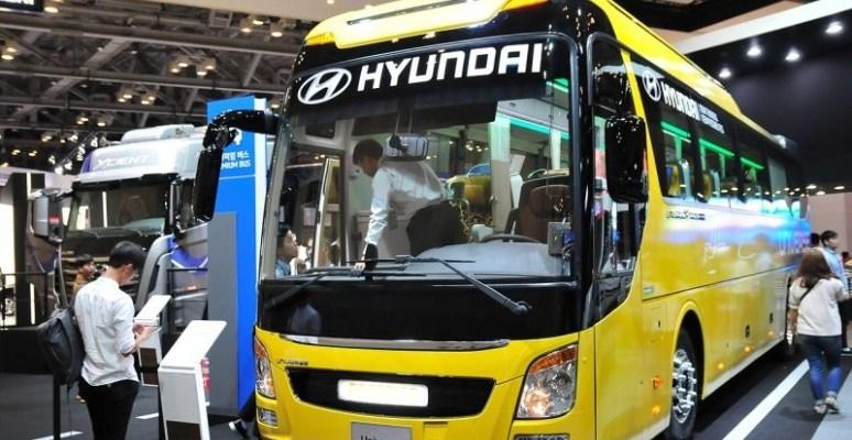Rdc : Une usine de montage de véhicules Hyundai sera montée au congo centrale.