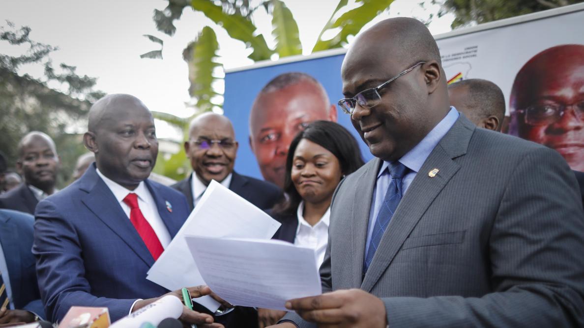 Gouvernement SAMA LUKONDE : La jeunesse de l'UNC Sud-Kivu reclame 50% de postes ministrables de CACH.