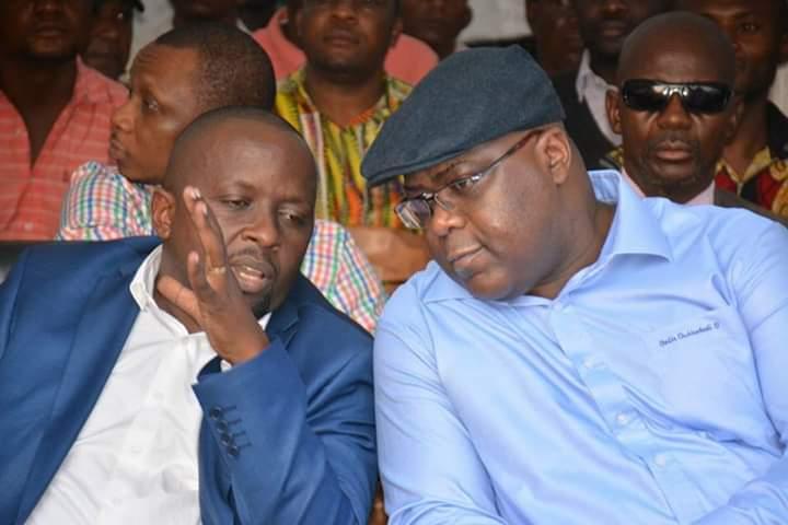 Élections 2023 : «À l'UDPS, nous avons l'avantage d'avoir, depuis août 2020, réfléchi sur notre campagne 2023. » Jacquemain SHABANI.