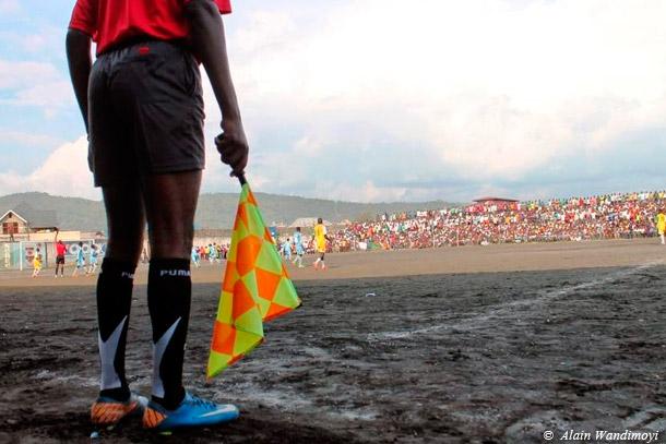 Sport Linafoot D1: Un arbitral  vaut 35 $ de prime par match et 80 $ lors d'un derby.