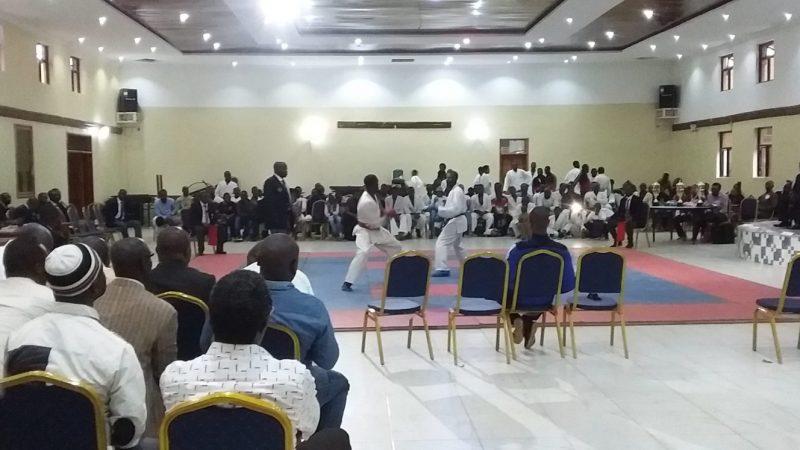 RDC/ Championnat karaté : Le Sud-Kivu organisera le 26 ième championnat national.