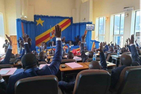 ASSPRO Sud-Kivu :  Désormais un membre du bureau partira seulement avec 1/10  des signatures  de la pétition des députes provinciaux.