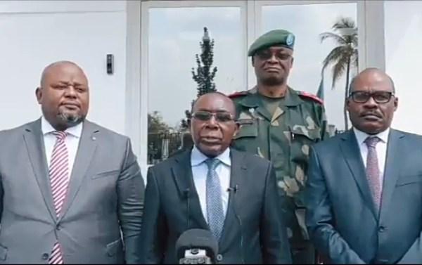 État de siège Nord-Kivu et Ituri : Le ministre de defense a enfin reçu le fond du gouvernement pour financer les actions militaires sur terrain.
