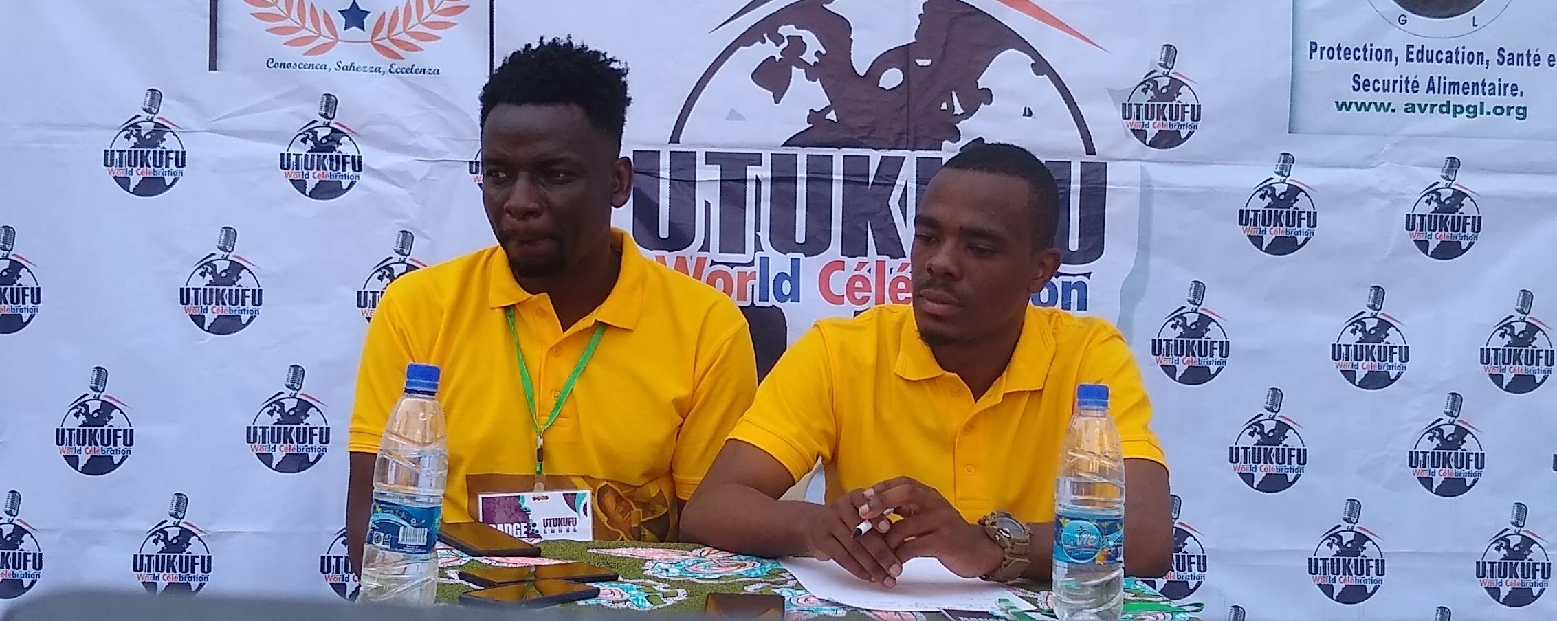 Bukavu/culture : Ndaro Art lance » UTUKUFU world célébration» pour promotion et  la vente de  de la musique Gospel.