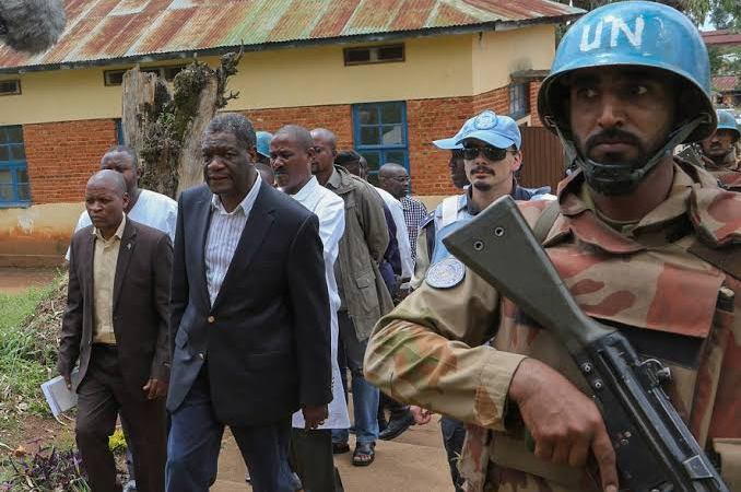 South – Kivu : Dr Denis MUKWEGE is still waiting for security promised by head of state Félix TSHISEKEDI.