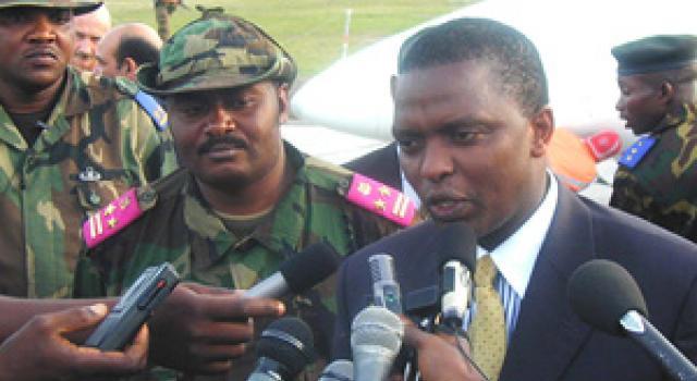 RDC /Page d'histoire :  19 ans depuis la nomination d'Azarias RUBERWA comme president du RCD.