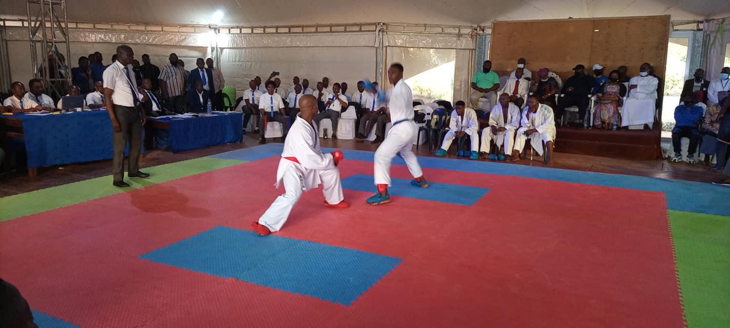 25 ème édition de championnats de karaté en RDC : Le HAUT-KATANGA et le NORD-KIVU est l'affiche finale