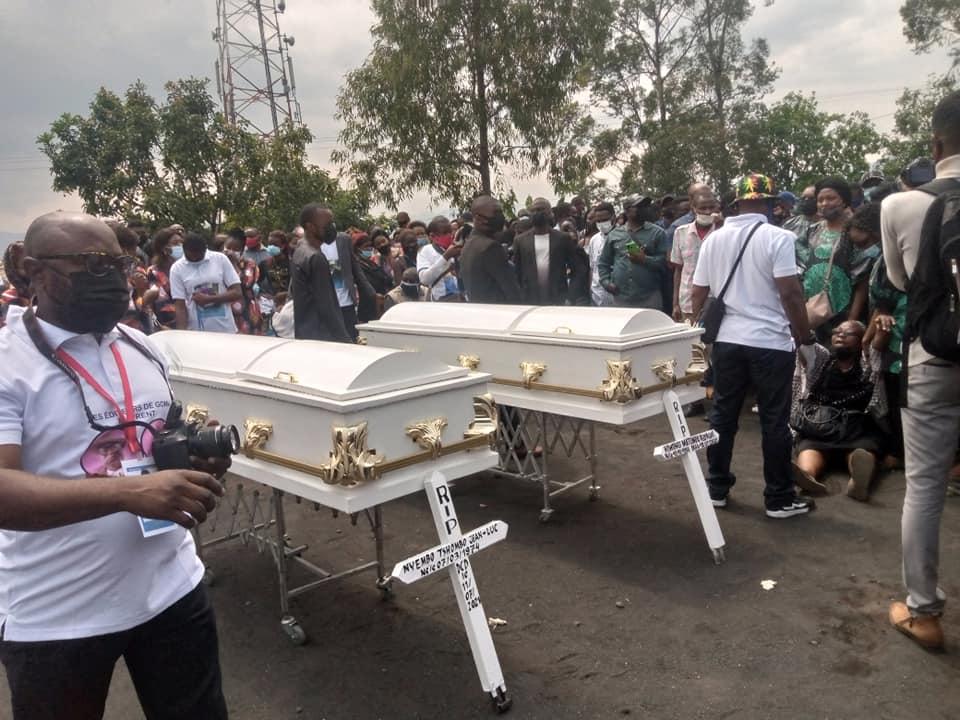 Goma :  La presse a rendu hommage à deux journalistes décédés de COVID-19