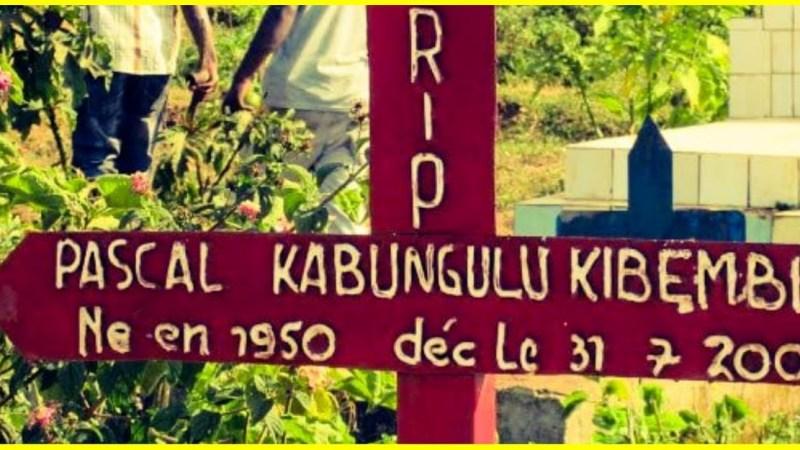 Sud-Kivu :  16 ans déjà depuis l'assassinat de Pascal KABUNGULU