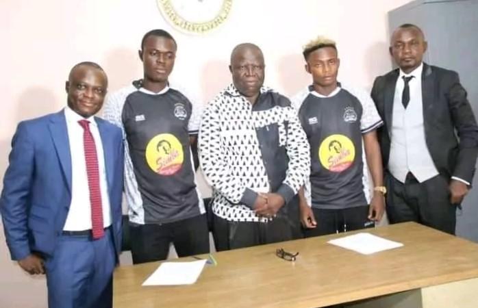 RDC Mercato : Deux joyaux de As Maniema Union signent chez TP Mazembe