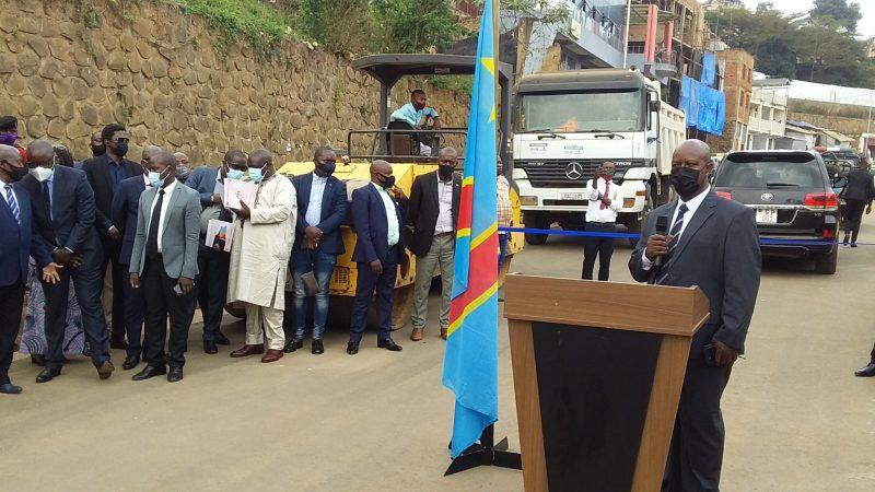 Infrastructure au Sud-Kivu : L'entreprise rwandaise EPOS termine la réhabilitation d'une route de 10 ans de vie