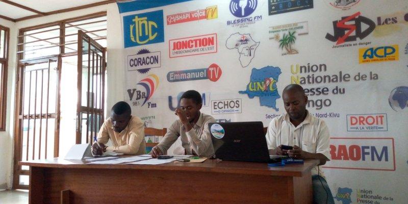 Nord -kivu  : Trois journalistes tués dans moins de 3 mois