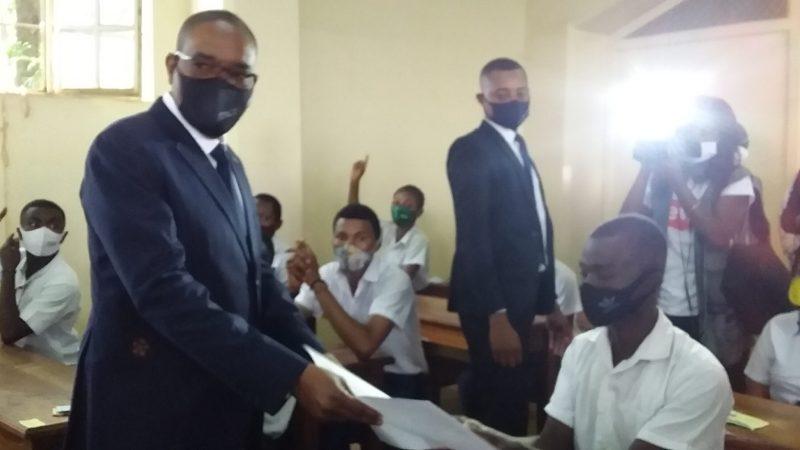 Rentrée de Classe 2021-2022 au Sud-Kivu : Certains syndicalistes conditionnent leur retour par la sortie de l'arrêté du gouverneur fixant les frais à payer.