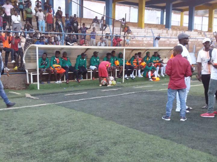 Etoile du Kivu : L'entraineur Ricky Malumba,remercié