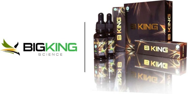 distributor resmi b king (brainking plus)