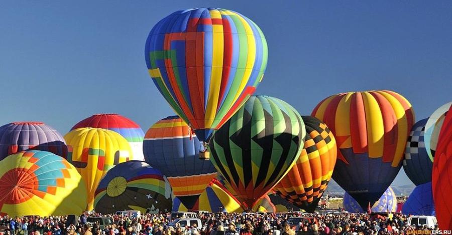 Balloon Festival in Hat Yai