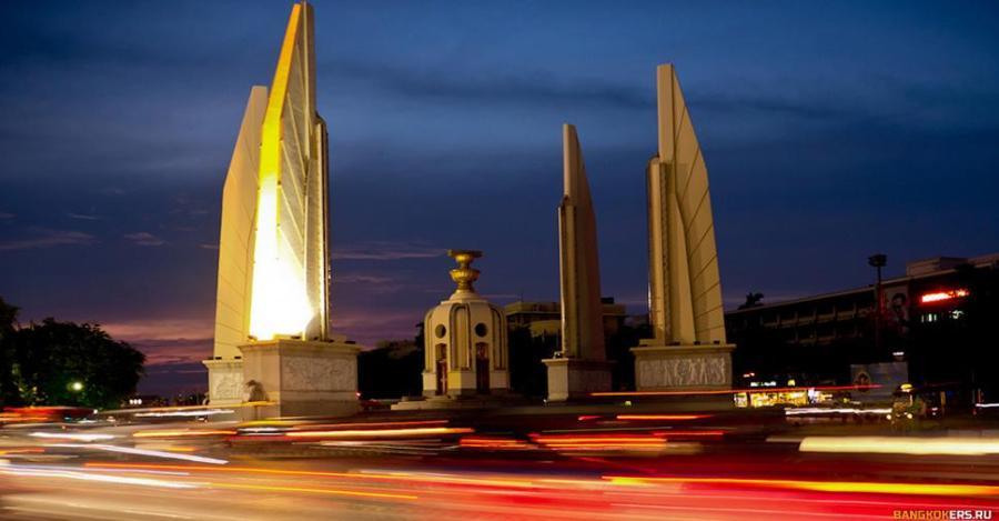 МОНУМЕНТ ДЕМОКРАТИИ (DEMOCRACY MONUMENT)