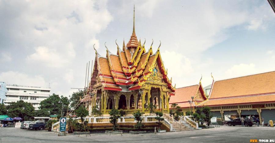 Ват Махабут - Wat Mahabut