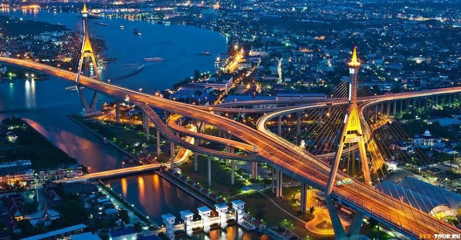 Мост Рамы IX
