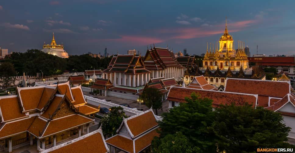 Раттанакосин - описание района Бангкока