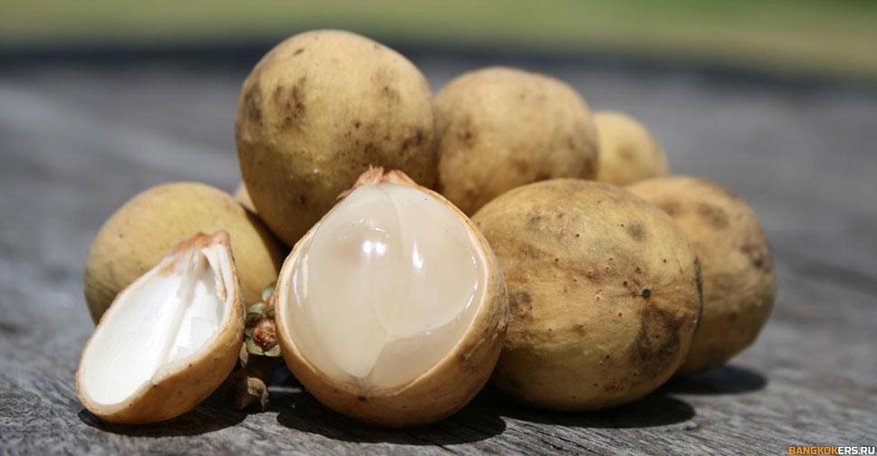 Лонган (Лам Яй) - плод вечнозелёного лонган-дерева