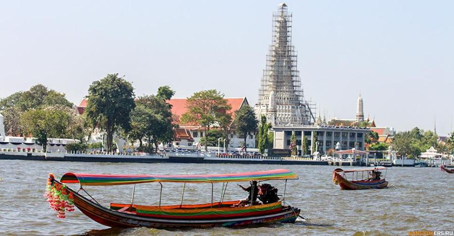 Храм утренней зари (Wat Arun - Ват арун)