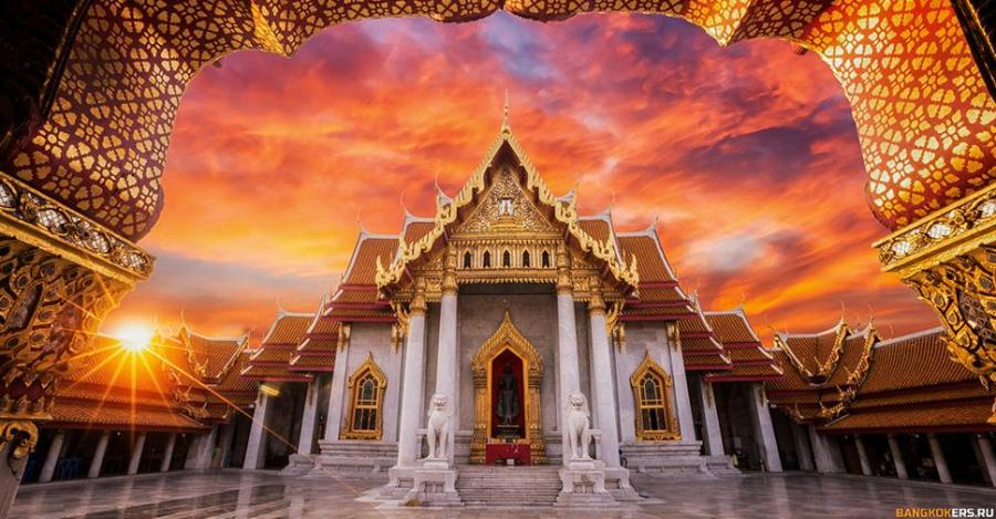 Ват Бентямабопхит (Wat Benchamabophit)