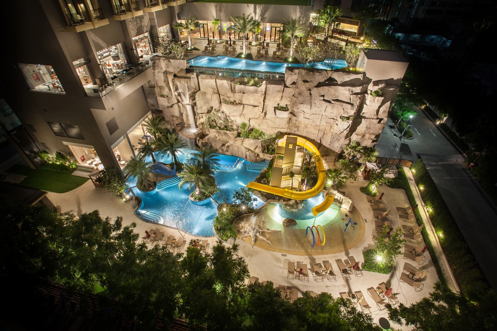 Mercure Pattaya Ocean Resort_Water Park 5