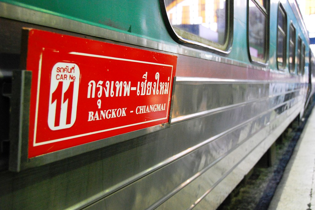 Bangkok CM train