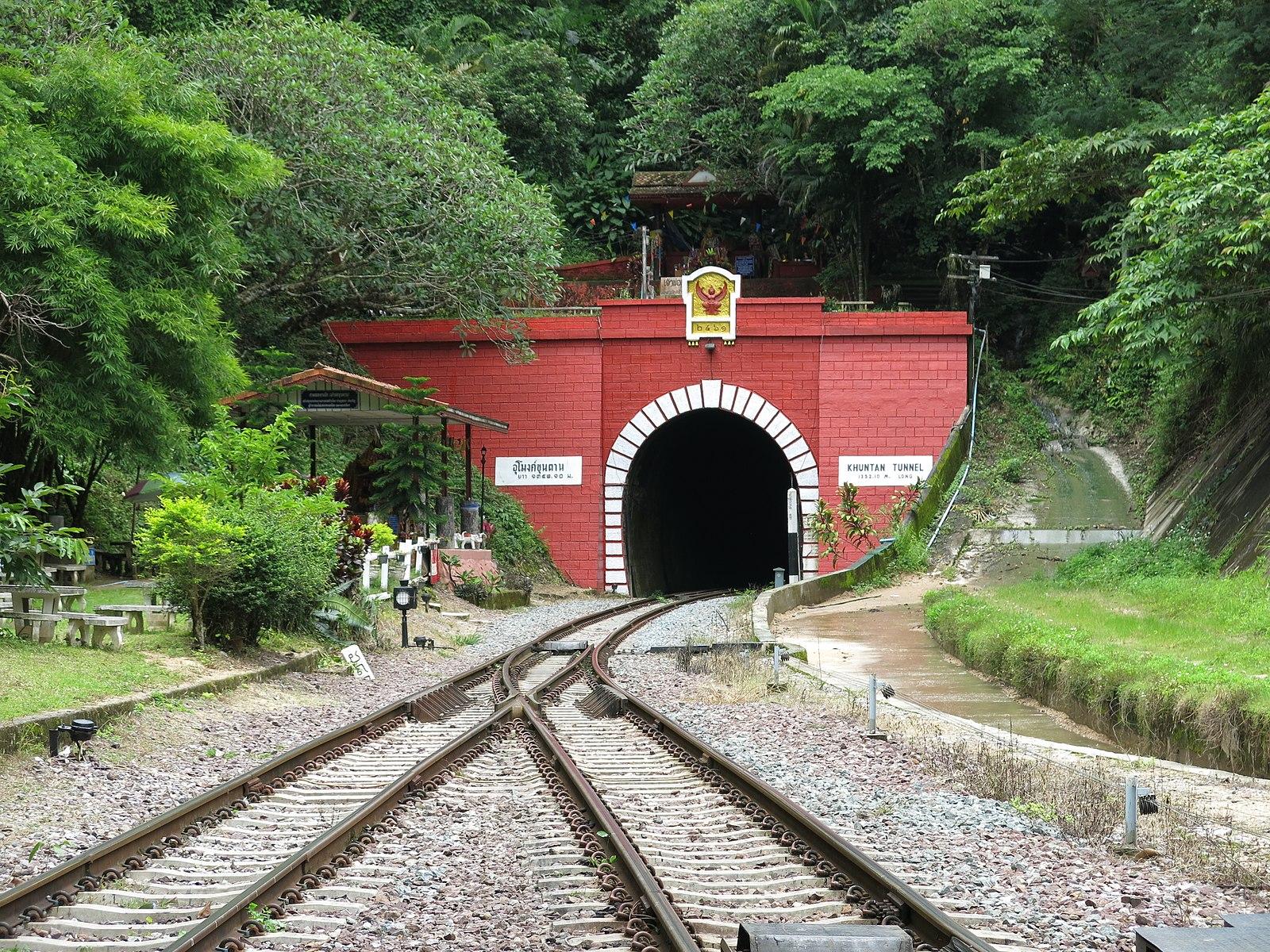 The_north_western_portal_at_Khun_Tan,_Lampang-Lamphun_