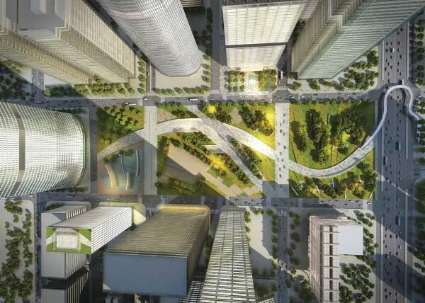 Beijing Core Area Master Plan - Bkl Architecture
