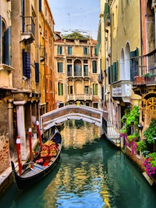 I'll be here (Venice) in about 24 hours! Photo credit: holiday-weather.com