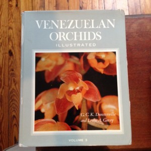Vol. 3 describes 150 orchid species.