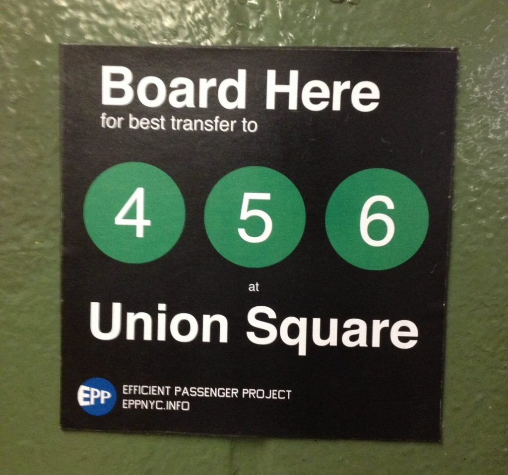 Those Transfer Signs Could Destroy The Subway System