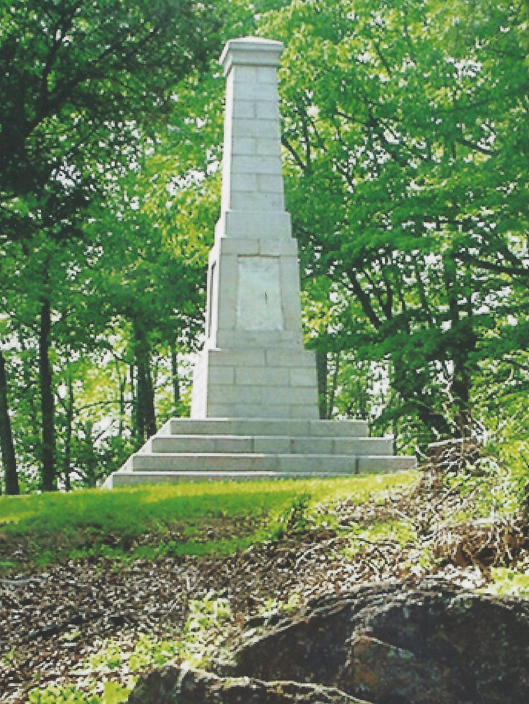 Mountain Kings Williams Monument