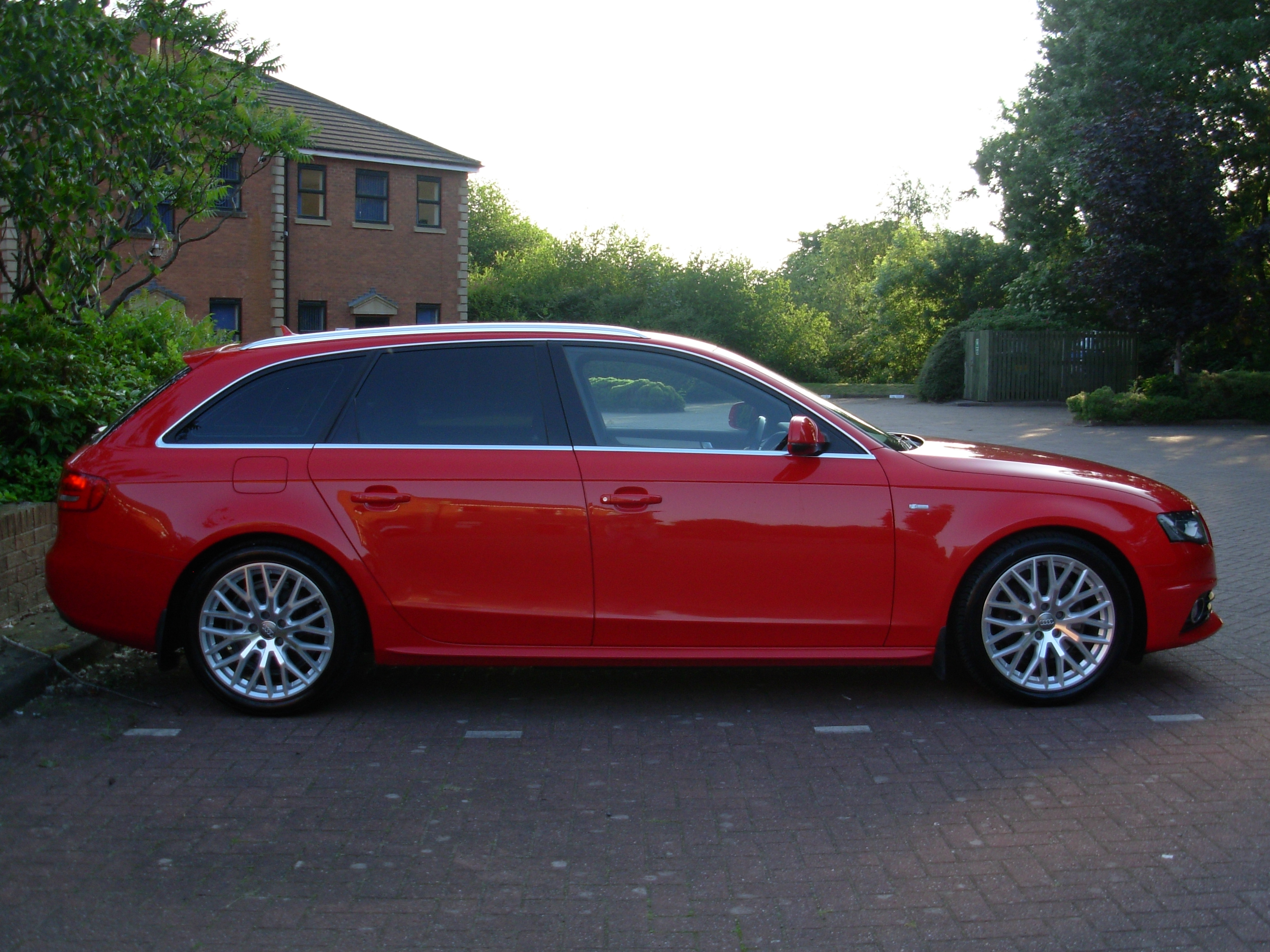 Used Audi A4 S Line 2 0 Tdi 170 For Sale In Stafford Bk Motors