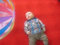Max loving Toddler Sense.