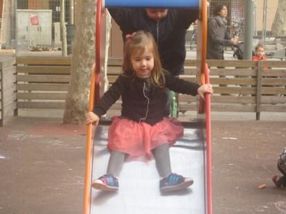 Loving the slide.