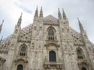 Milan Cathedral.
