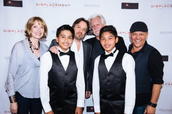 Cast of Displacement
