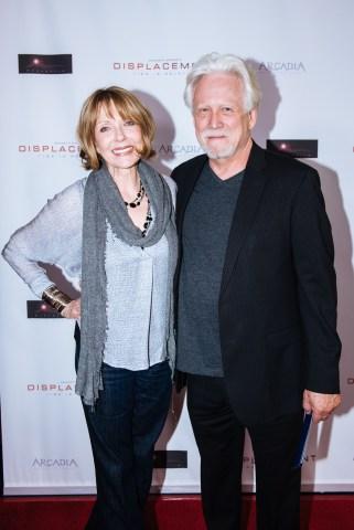 Susan Blakely and Bruce Davison