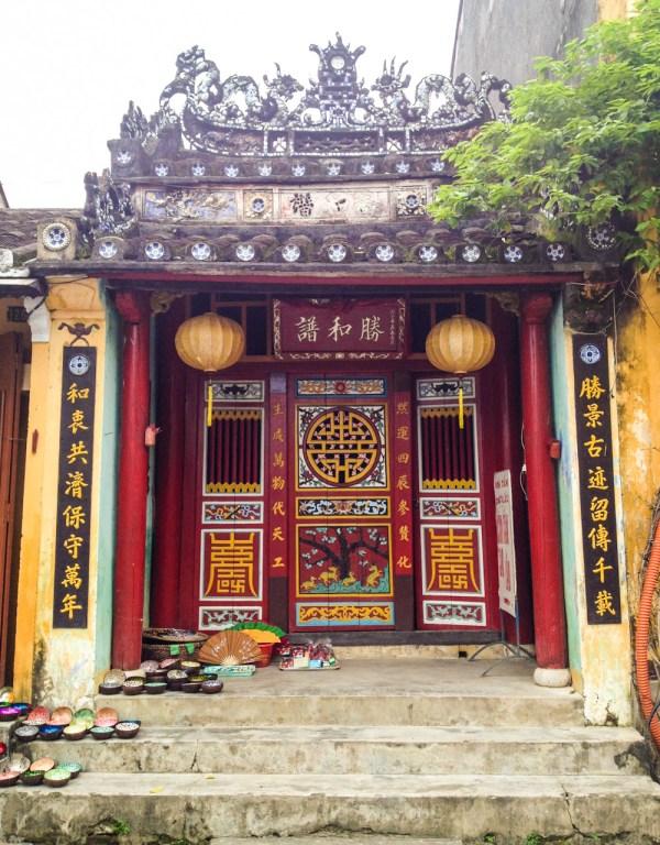 Touristic Beauty Of Hoi Backpack