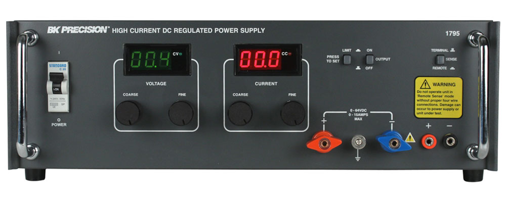 High Current Output Switching Power Supply