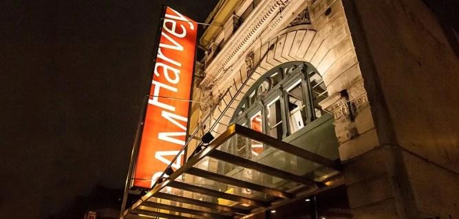 Bam Harvey Theater. Photo Courtesy: BAM