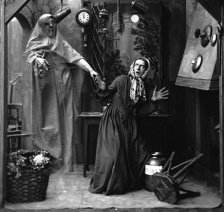 In Victorian days, ghosts were all the rage.